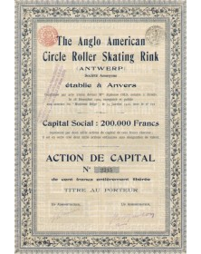 The Anglo American Circle Roller Skating Rink