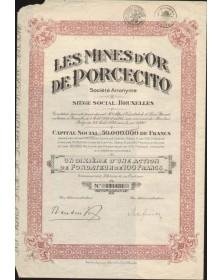 Mines d'Or de Porcecito