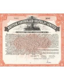 British Controlled Oilfields Ltd.