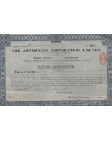 The Abyssinian Corporation