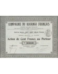 Cie du Kouango Français