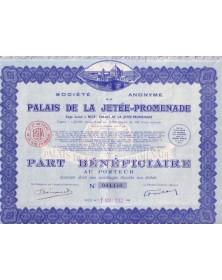 Palais de la Jetée-Promenade