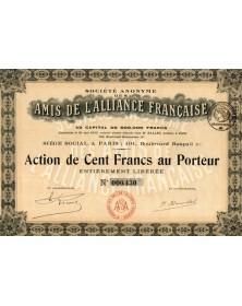 S.A. des Amis de l'Alliance Française