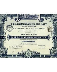 S.A. Charbonnages du Lot