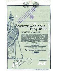 Sté Agricole du Mayumbé