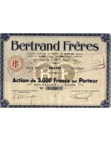 S.A. Bertrand Frères (parfums)