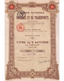 Agence Nationale de Voyages et de Transports