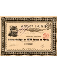 Agence Lubin (Voyages-Excursions)