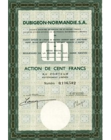 S.A. Dubigeon-Normandie