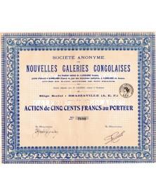 Sté des Nouvelles Galeries Congolaises