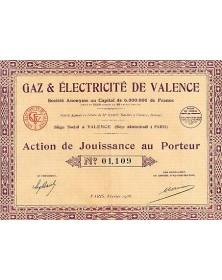 Gaz & Electricité de Valence