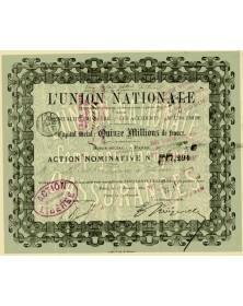 L'Union Nationale