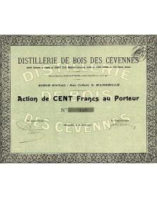 Distillerie de Bois des Cévennes