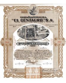 "Cia Petrolera ""El Centauro"" S.A."