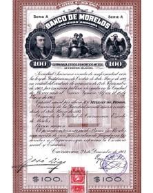 Banco de Morelos S.A.