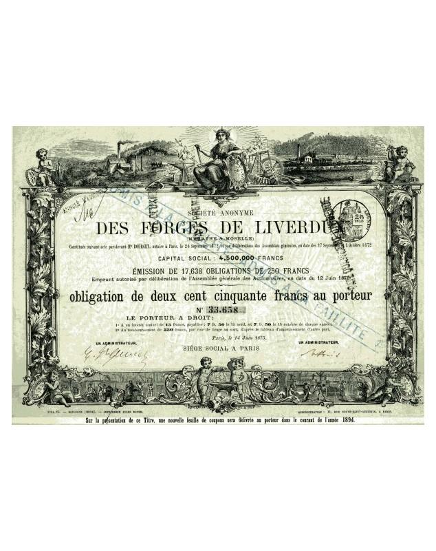 S.A. des Forges de Liverdun