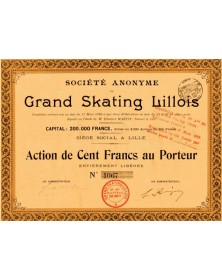 S.A. du Grand Skating Lillois