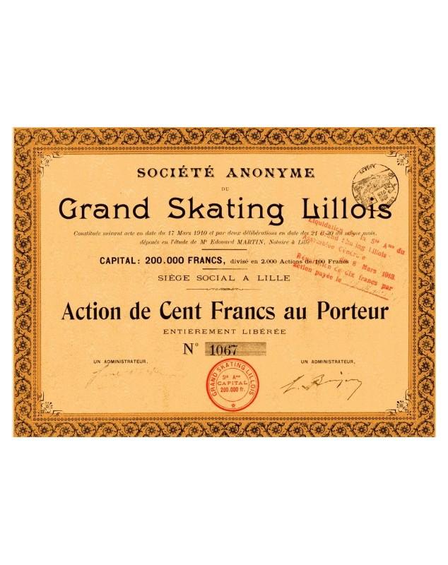 S.A. du Grand Skating Lillois