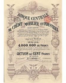 Banque Centrale de Crédit Mobilier et Industriel