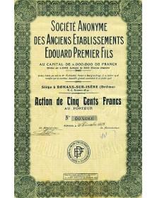 S.A. des Anciens Ets Edouard Premier Fils