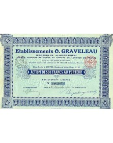 Etablissements O. Graveleau (Conserves Alimentaires)