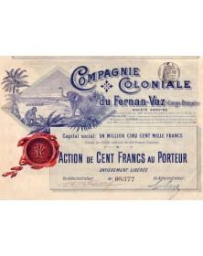 Cie Coloniale du Fernan-Vaz (Congo Français)