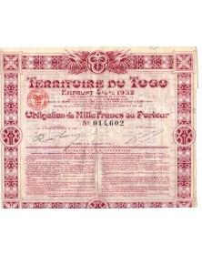 Territoire du Togo