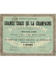 S.A. des Grands Chais de la Champagne