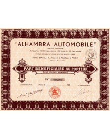 Alhambra Automobile