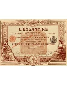 L'Eglantine (Fabrique de couronnes mortuaires)