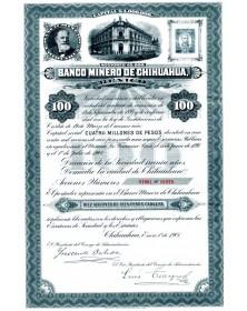 Banks Banco Minero de Chihuahua