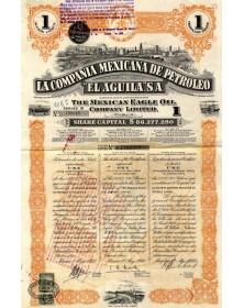 Compañia Mexicana de Petroleo  El Aguila
