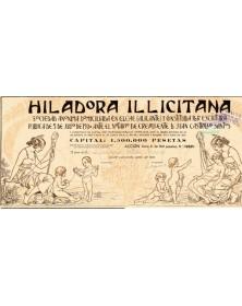 Hiladora Illicitana
