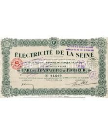 Electricité de la Seine