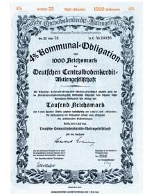 Deutsche Centralbodenkredit-Aktiengesellschaft