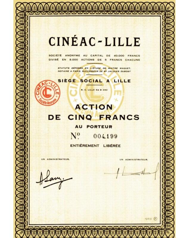 Cinéac-Lille