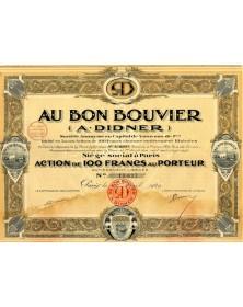 Au Bon Bouvier (A. Didner)