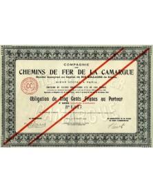 Cie des Chemins de Fer de la Camargue