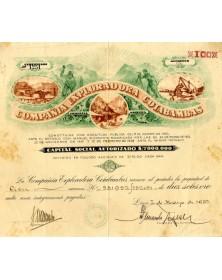 Compania Exploradora Cotabambas