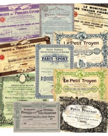 Lot de titres de Presse Française : Paris-Sport, Petit Journal, Petit Niçois, Petit Troyen...