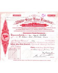 White Star Line Ltd