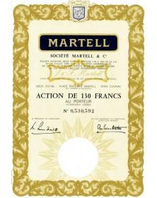 Sté Martell & Cie