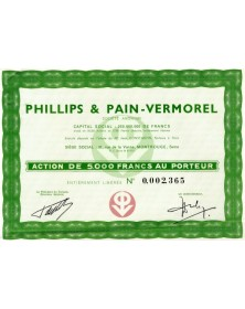 Phillips & Pain - Vermorel