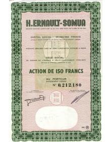 H. Ernault-SOMUA (Sté d'Outillage Mécanique et d'Usinage Artillerie)