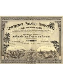 Cie Franco-Tunisienne de Navigation