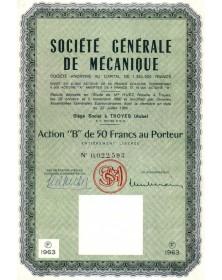 Société Générale de Mécanique