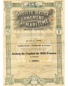 Sté Belge d'Armement Maritime