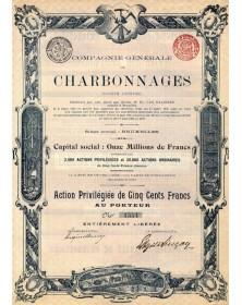 Cie Générale de Charbonnages