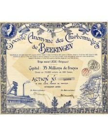 S.A. des Charbonnages de Beeringen