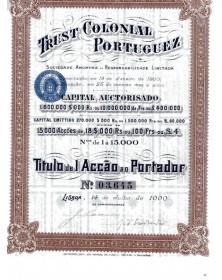 Trust Colonial Portuguez